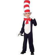 Cat in the Hat Child-Movie Style Large