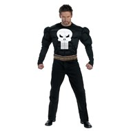 Punisher Muscle Top Adult