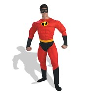 Mr. Incredible Muscle Adult