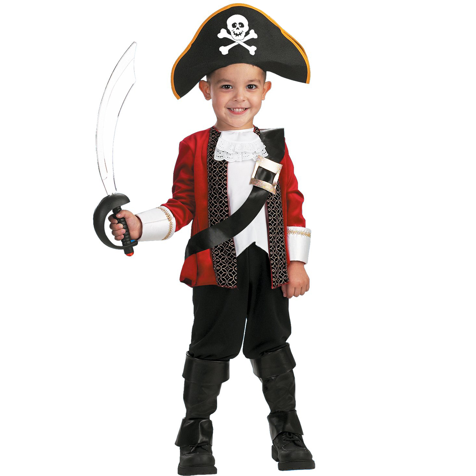 Girl Toddler Pirate Costume