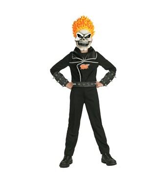 Ghost Rider Child Costume