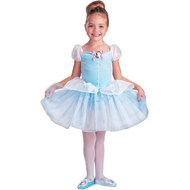 Cinderella Ballerina Child 2-4
