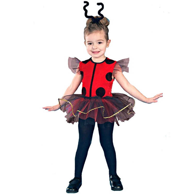 Lil Lady Bug Toddler Costume for the 2015 Costume season.