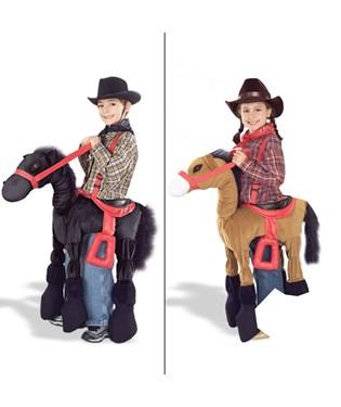 Ride A Pony  Child Costume
