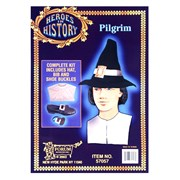 Pilgrim Man Heroes in History Kit