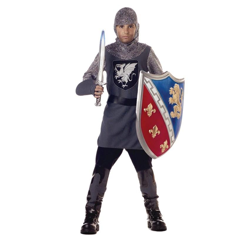Valiant Knight Child Costume for the 2015 Costume season.