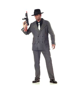 Gangster 20s  Adult Costume