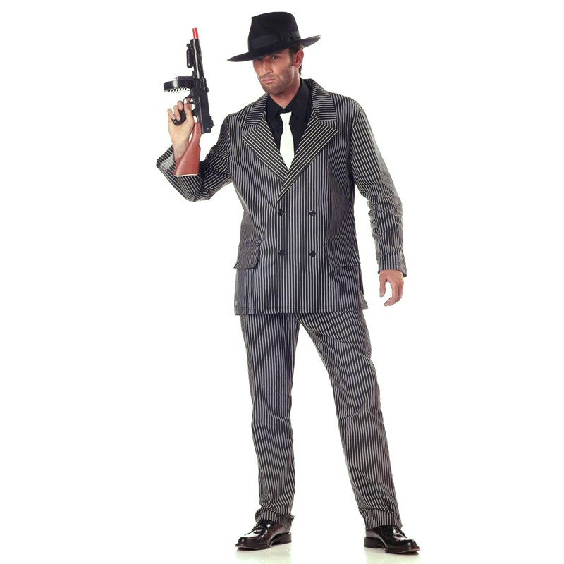 Gangster 20s Adult Costume for the 2015 Costume season.