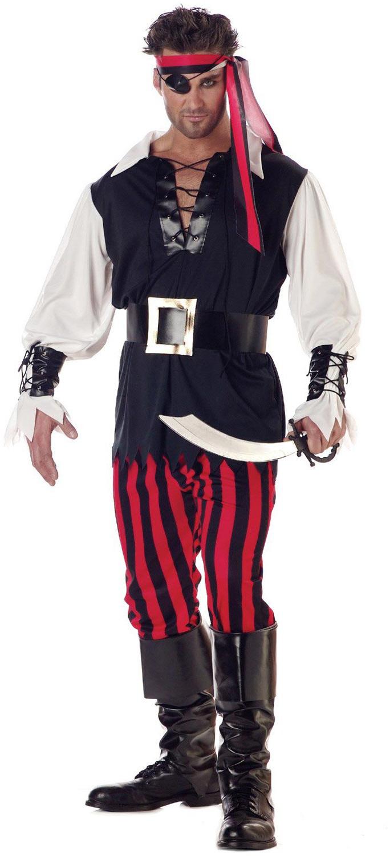 Карнавальный костюм California Costume Men's Adult-Cutthroat Pirate из США