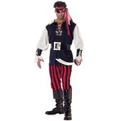 Cutthroat Pirate Adult