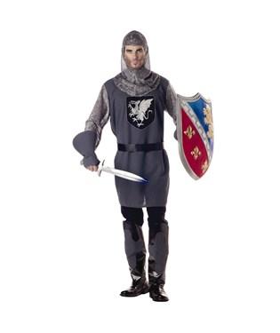 Valiant Knight  Adult Costume