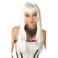 Vampiress Wig (White)