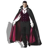 Gothic Vampire Plus Elite Collection Adult Costume