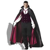Gothic Male Vampire Halloween Costume