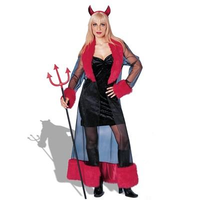De'Ville Devil Adult