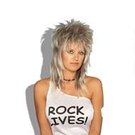 Rocker Wig Blonde-Unisex