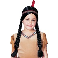 Lil' Pow Wow Child Wig