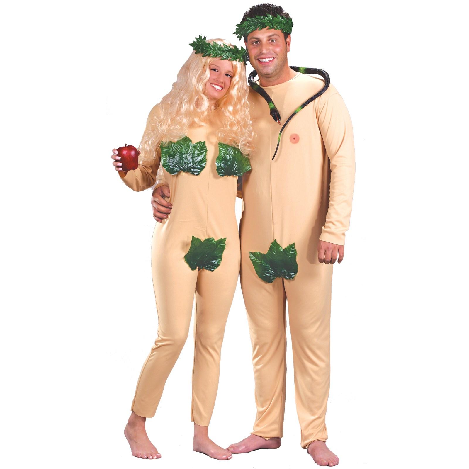 Image of Adam Eve Adult Costume