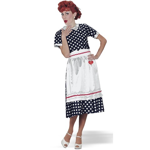 I Love Lucy Classic Adult Costume