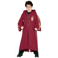 Harry Potter  Quidditch Robe Super Deluxe - Child
