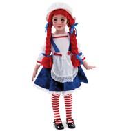 Yarn Babies  Rag Doll Girl  Child