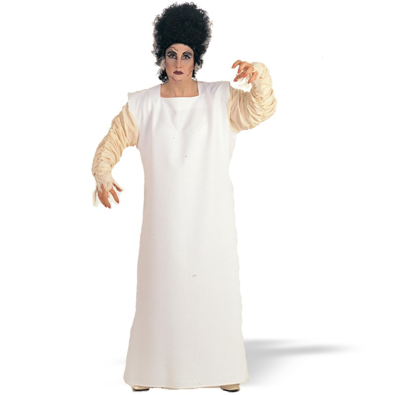Universal Studios Monsters Bride of Frankenstein Adult Plus Costume for the 2015 Costume season.