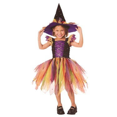 Glitter Witch Toddler / Child Costume