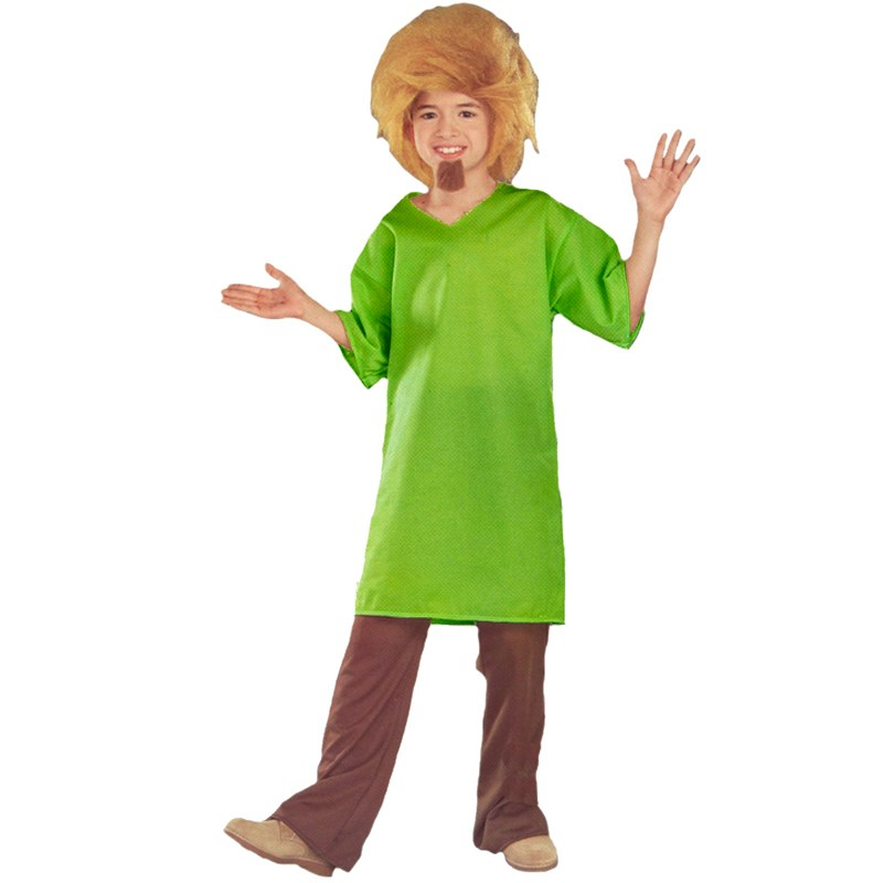 Scooby Doo Shaggy Child Costume for the 2015 Costume season.