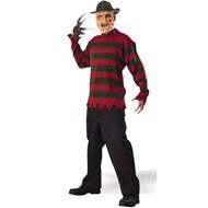 A  Nightmare on Elm Street  Freddy Krueger Sweater Deluxe Adult