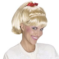 Grease - Sandy Ponytail Wig