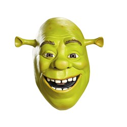 Shrek Deluxe Mask