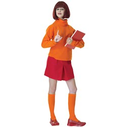Scooby-Doo Velma Adult Costume