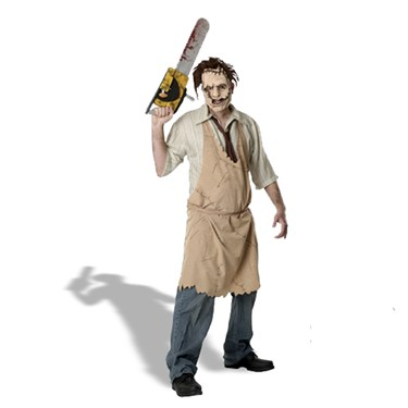 Leatherface Adult Costume