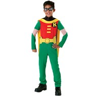 Teen Titans Robin Child Medium