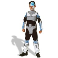 Teen Titan Cyborg Child Small