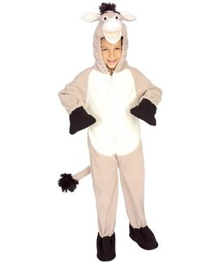 Shrek - Donkey Deluxe Toddler / Child Costume