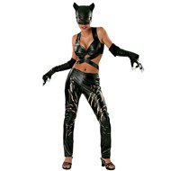 Catwoman Deluxe Adult Medium