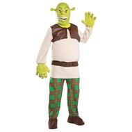 Shrek Mascot Adult