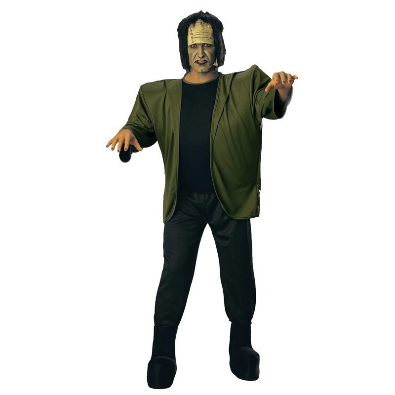 Universal Studios Monsters Frankenstein Adult Costume for the 2015 Costume season.