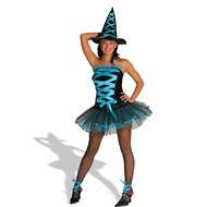 Witchy La Bouf Blue  Adult