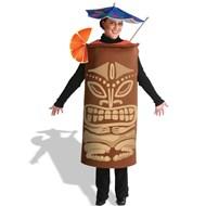 Tropical Tiki Drink Costume