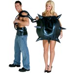 Ball & Chain Couples Costume Set  Adult