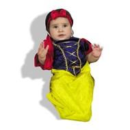 Snow White Bunting Newborn