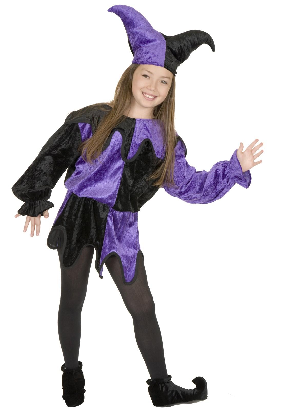 Jester  Child Costume