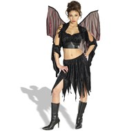 Sexy Gothic Fairy  Adult