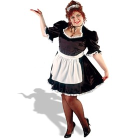 French Maid Plus X-Large