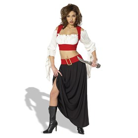 Renaissance Pirate Adult Medium