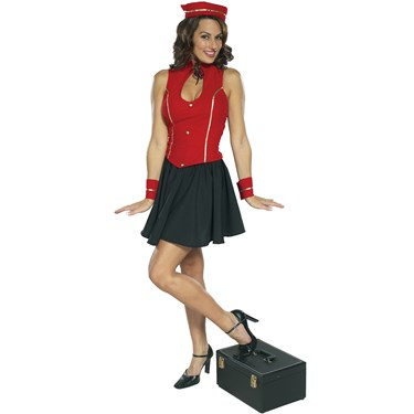 Bell Hop  Adult Costume