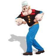 Popeye & Mask Set Adult Plus