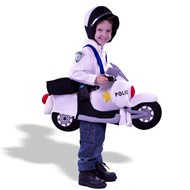 Police Motorcycle  Toddler
